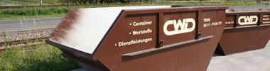 Containerdienst Landkreis Trier-Saarburg